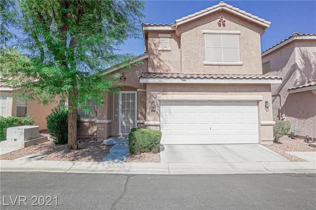 894 Veranda View Avenue, Las Vegas, NV 89123 (MLS #2334891) :: Lindstrom Radcliffe Group