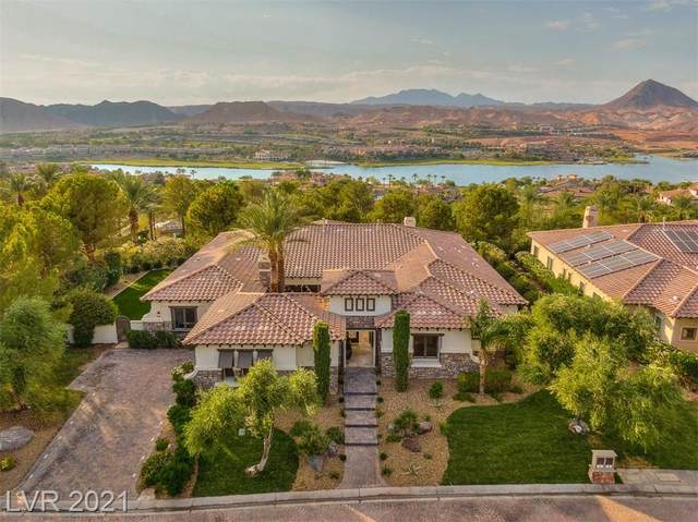 4 Bel Giorno Court, Henderson, NV 89011 (MLS #2334898) :: Galindo Group Real Estate