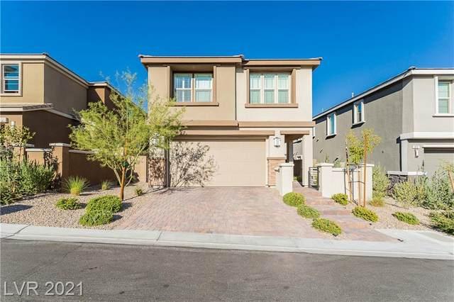 908 Cirrus Cloud Avenue, Las Vegas, NV 89138 (MLS #2334911) :: The Melvin Team