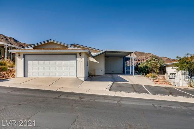 614 Lake Superior Lane, Boulder City, NV 89005 (MLS #2334919) :: Signature Real Estate Group