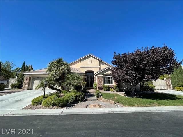 8129 Leather Harness Street, Las Vegas, NV 89131 (MLS #2334935) :: The Chris Binney Group | eXp Realty