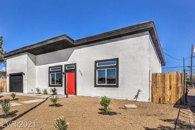 2708 Carroll Street, North Las Vegas, NV 89030 (MLS #2334950) :: Galindo Group Real Estate