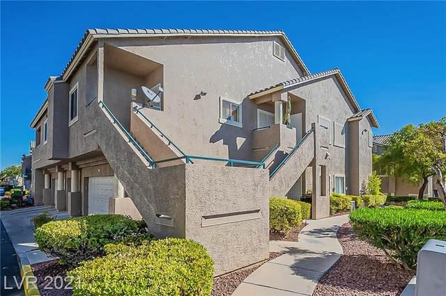 2152 Gravel Hill Street #204, Las Vegas, NV 89117 (MLS #2334955) :: Hebert Group | eXp Realty