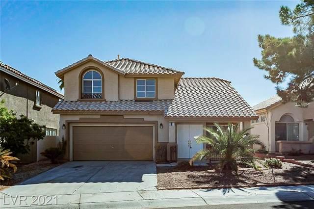 1616 Scenic Peak Street, Las Vegas, NV 89144 (MLS #2334957) :: Team Michele Dugan