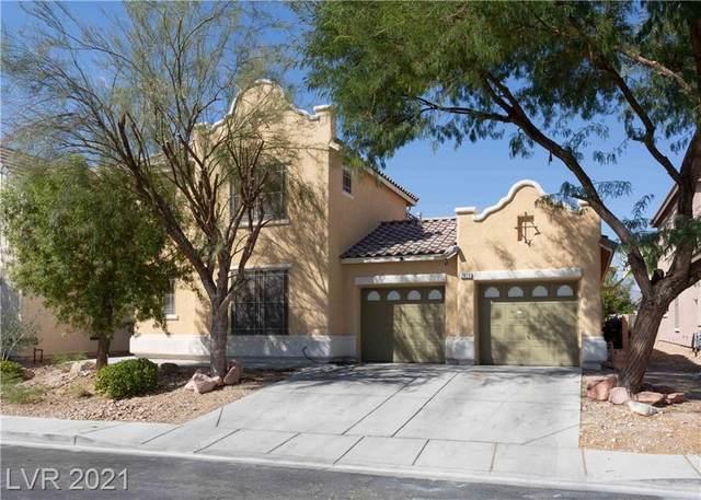 2820 Kandahar Avenue, North Las Vegas, NV 89081 (MLS #2334964) :: The Chris Binney Group | eXp Realty