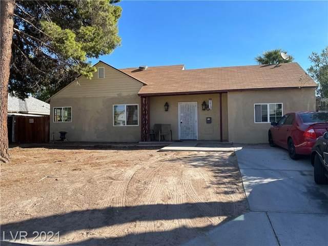 1300 Francis Avenue, Las Vegas, NV 89104 (MLS #2334977) :: Jack Greenberg Group