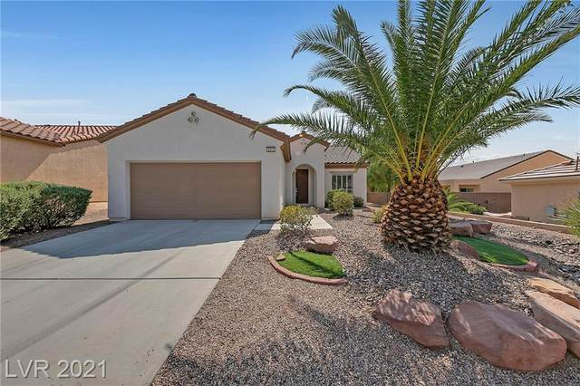 2373 Canyonville Drive, Henderson, NV 89044 (MLS #2334980) :: The Melvin Team