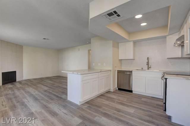 1505 Cedar Rock Lane #102, Las Vegas, NV 89128 (MLS #2334992) :: Lindstrom Radcliffe Group