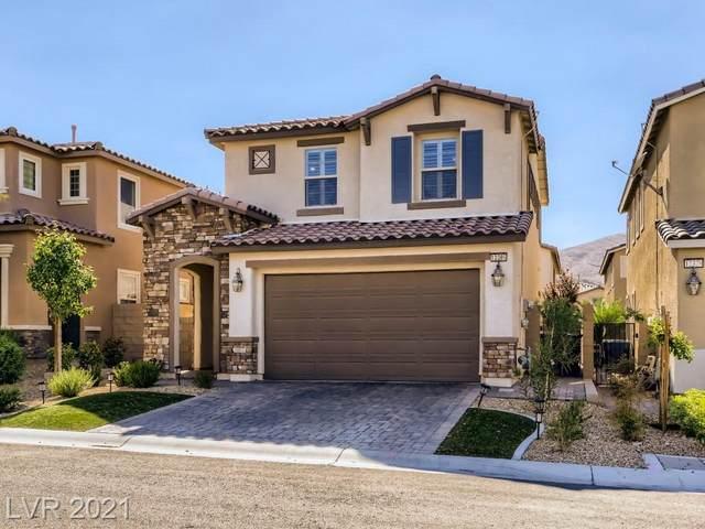 12385 Pinetina Street, Las Vegas, NV 89141 (MLS #2335001) :: The Melvin Team