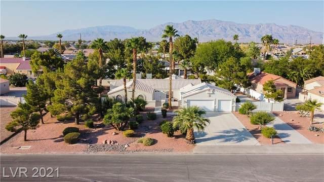 6250 Corbett Street, Las Vegas, NV 89130 (MLS #2335002) :: Lindstrom Radcliffe Group