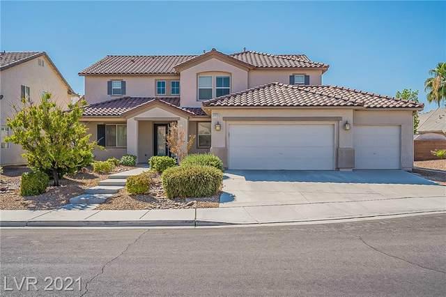 5923 Delonee Skies Avenue, Las Vegas, NV 89131 (MLS #2335011) :: Kypreos Team