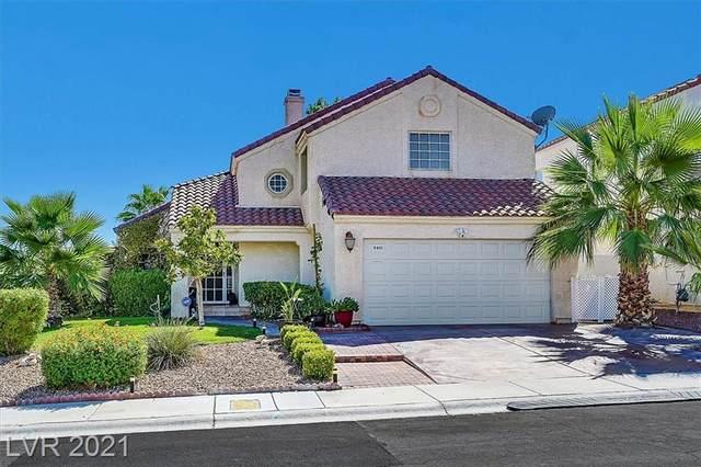 9401 Crosspointe Avenue, Las Vegas, NV 89117 (MLS #2335021) :: DT Real Estate