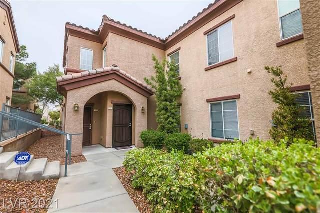 7660 W Eldorado Lane #116, Las Vegas, NV 89113 (MLS #2335032) :: The TR Team