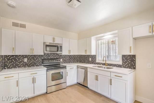 2020 Griffith Avenue, Las Vegas, NV 89104 (MLS #2335035) :: Galindo Group Real Estate