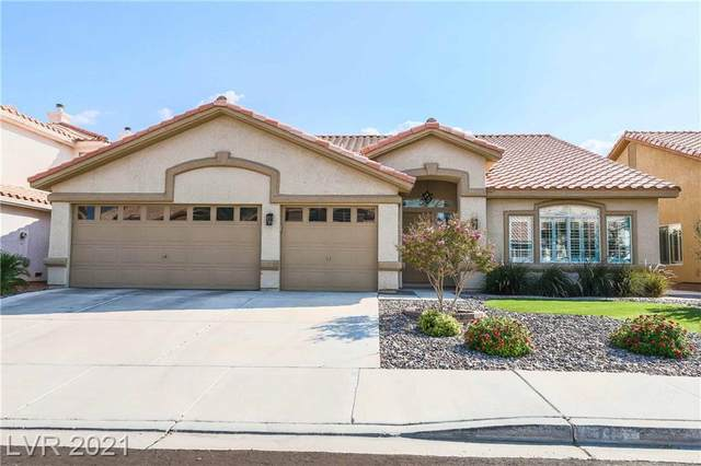 2715 Chokecherry Avenue, Henderson, NV 89074 (MLS #2335052) :: Custom Fit Real Estate Group