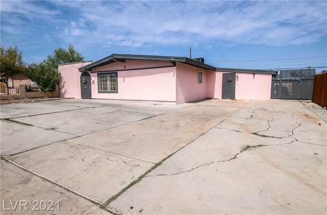 2101 E Bonanza Road, Las Vegas, NV 89101 (MLS #2335061) :: Custom Fit Real Estate Group