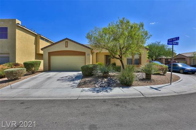 3013 Chilly Nights Avenue, North Las Vegas, NV 89031 (MLS #2335062) :: The Chris Binney Group | eXp Realty