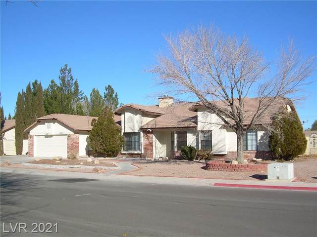 3637 Solitude Road, Las Vegas, NV 89108 (MLS #2335066) :: The TR Team