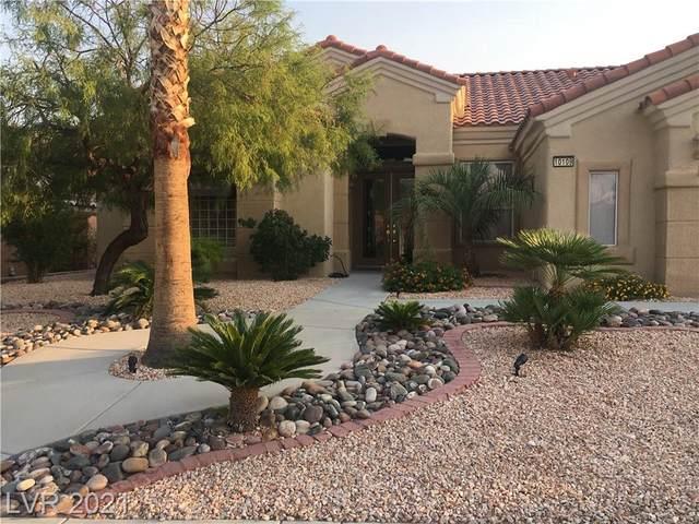 10109 Villa Ridge Drive, Las Vegas, NV 89134 (MLS #2335081) :: Lindstrom Radcliffe Group