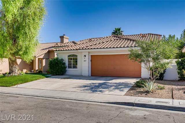 887 Cline Cellars Avenue, Las Vegas, NV 89123 (MLS #2335087) :: Lindstrom Radcliffe Group