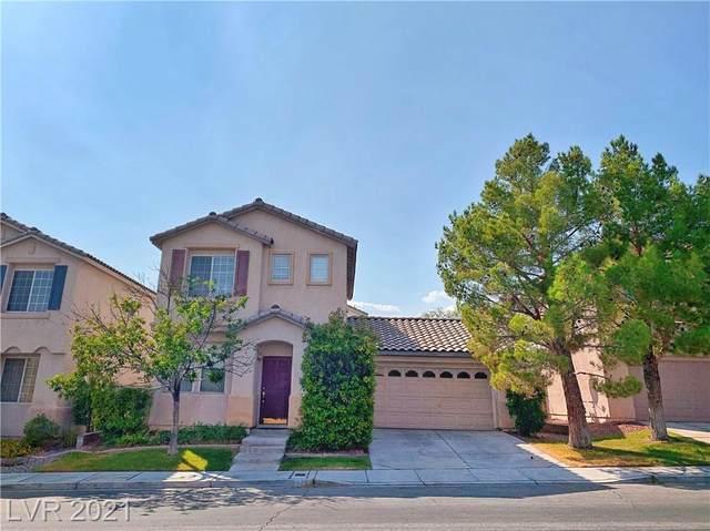 2707 Good Fellows Street, Las Vegas, NV 89135 (MLS #2335107) :: Galindo Group Real Estate
