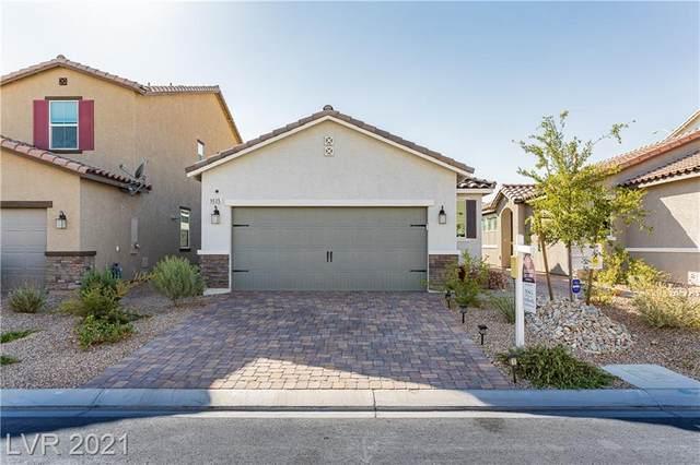 9635 Eamont River Street, Las Vegas, NV 89178 (MLS #2335108) :: Lindstrom Radcliffe Group
