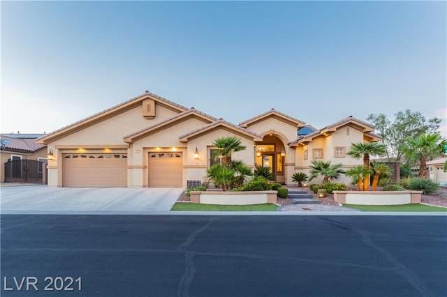 3662 Riley Ann Avenue, Las Vegas, NV 89139 (MLS #2335125) :: Lindstrom Radcliffe Group