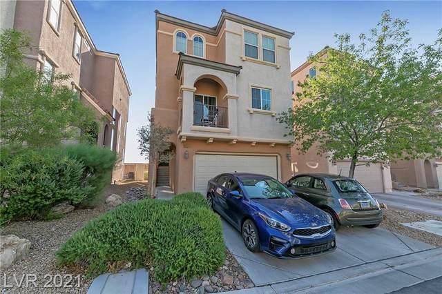 6638 Colorado Spruce Street, Las Vegas, NV 89149 (MLS #2335136) :: Signature Real Estate Group