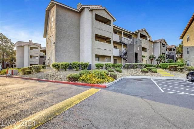 4200 S Valley View Boulevard #2098, Las Vegas, NV 89103 (MLS #2335144) :: Jack Greenberg Group