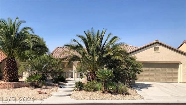 2612 Savannah Springs Avenue, Henderson, NV 89052 (MLS #2335146) :: Signature Real Estate Group