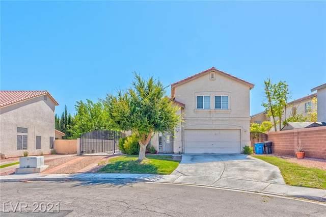 4451 Coastal Bluff Avenue, North Las Vegas, NV 89031 (MLS #2335152) :: The Chris Binney Group | eXp Realty