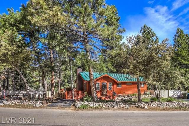 339 Alpine Way, Las Vegas, NV 89124 (MLS #2335156) :: Lindstrom Radcliffe Group