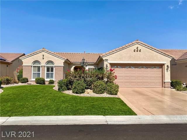 2582 Gilbertville Avenue, Henderson, NV 89052 (MLS #2335171) :: Custom Fit Real Estate Group