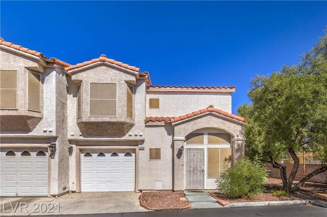 4020 Castle Cove Drive, Las Vegas, NV 89108 (MLS #2335172) :: Keller Williams Realty