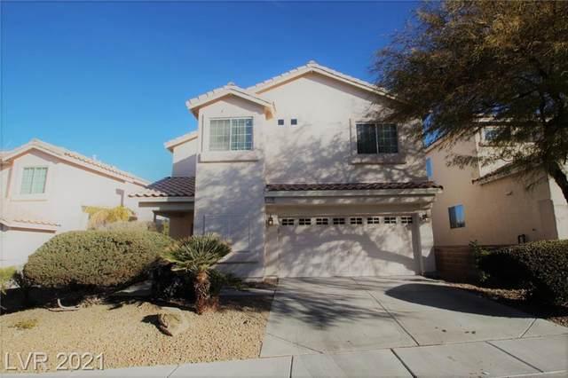 2290 Bull Lake Drive, Henderson, NV 89052 (MLS #2335174) :: Custom Fit Real Estate Group