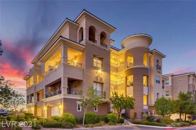 9216 Tesoras Drive #301, Las Vegas, NV 89144 (MLS #2335175) :: Custom Fit Real Estate Group