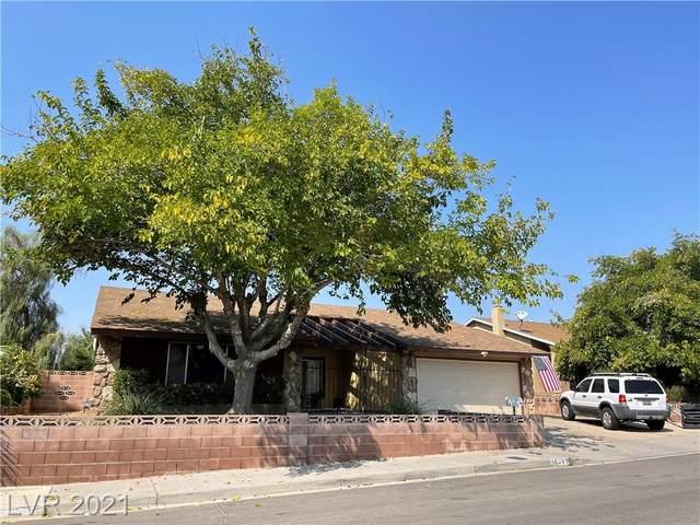 1524 Dorothy Drive, Boulder City, NV 89005 (MLS #2335189) :: Lindstrom Radcliffe Group