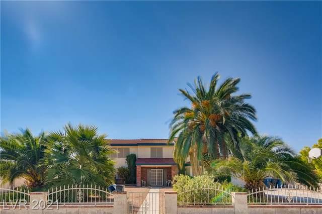 3341 N Bronco Street, Las Vegas, NV 89108 (MLS #2335192) :: Lindstrom Radcliffe Group