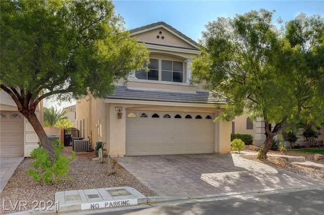 10988 Carberry Hill Street, Las Vegas, NV 89141 (MLS #2335206) :: The TR Team