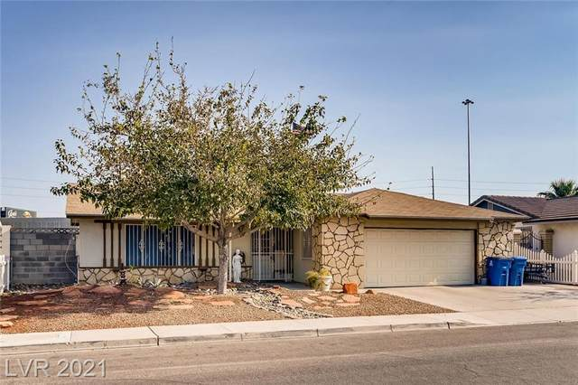 300 Estella Avenue, Las Vegas, NV 89107 (MLS #2335209) :: Custom Fit Real Estate Group