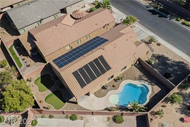 5948 Bow Island Avenue, Las Vegas, NV 89122 (MLS #2335213) :: Hebert Group | eXp Realty