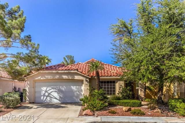 1746 Ashburn Drive, North Las Vegas, NV 89032 (MLS #2335218) :: Jeffrey Sabel