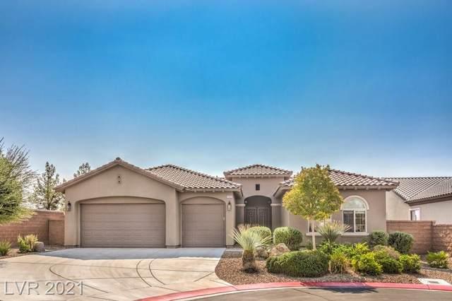 3405 Fledgling Drive, North Las Vegas, NV 89084 (MLS #2335223) :: Signature Real Estate Group