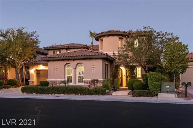 2068 Orchard Mist Street, Las Vegas, NV 89135 (MLS #2335253) :: Lindstrom Radcliffe Group