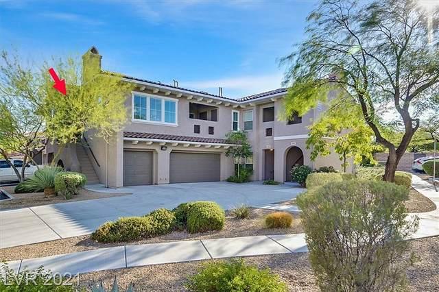 825 Canterra Street #2058, Las Vegas, NV 89138 (MLS #2335255) :: Coldwell Banker Premier Realty