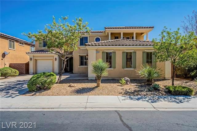 6908 Forest Gate Street, North Las Vegas, NV 89084 (MLS #2335261) :: Lindstrom Radcliffe Group