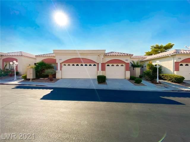 5167 Briar Patch Way, Las Vegas, NV 89118 (MLS #2335269) :: The TR Team