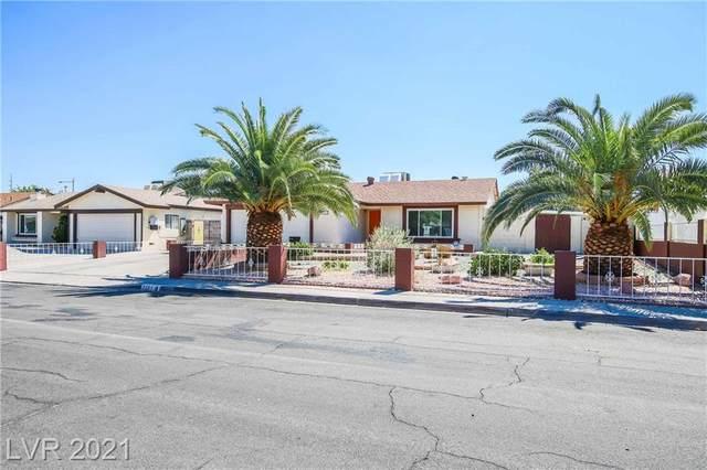 2261 Roan Avenue, Las Vegas, NV 89119 (MLS #2335274) :: Custom Fit Real Estate Group