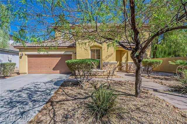 1490 Corsica Crest Court, Las Vegas, NV 89123 (MLS #2335286) :: Custom Fit Real Estate Group