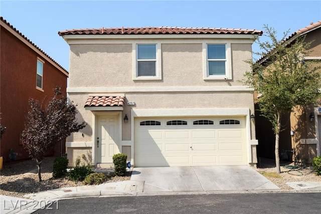 4257 Aubergine Court, Las Vegas, NV 89115 (MLS #2335291) :: Lindstrom Radcliffe Group